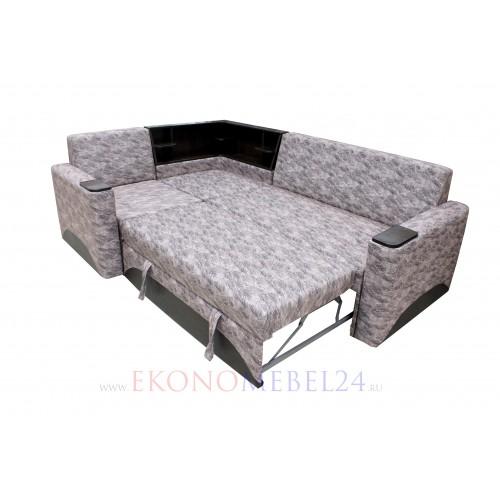 Кровать 2-х ярусная КОМАНДОР-1