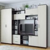 Гарнитур кухонный ЛДСП 1.5 м рамочный