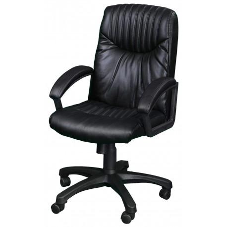 Кресло руководителя ФОРТУНА 5 (061) Перф. Атзек