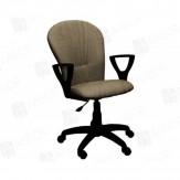 Кресло компьютерное ПРЕМЬЕР 5-S сетка Черная