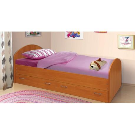 Кровать  80*200см с ящикоми без матраца
