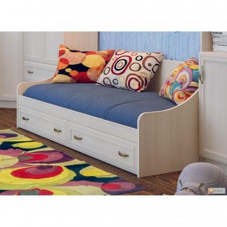 Кровать Вега ДМ09 800*1860мм