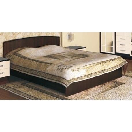Кровать КЭТ-1 ЛДСП