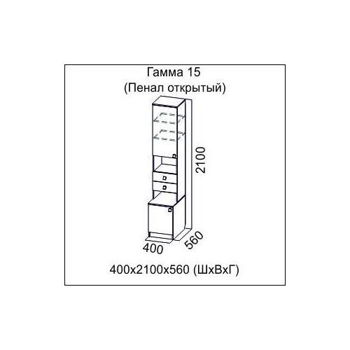 Кровать Лагуна-5 1600*2000мм Венге/Дуб
