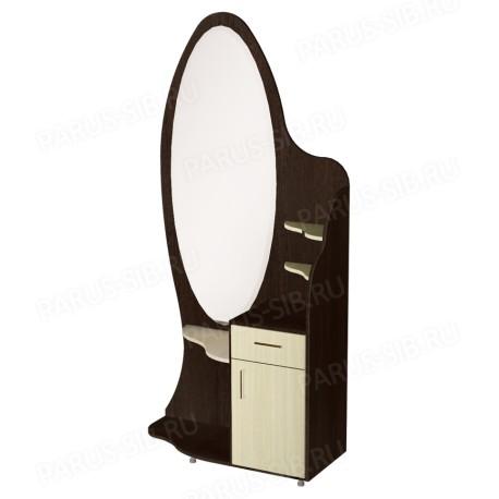 Трюмо ЭДЕМ-3 с зеркалом