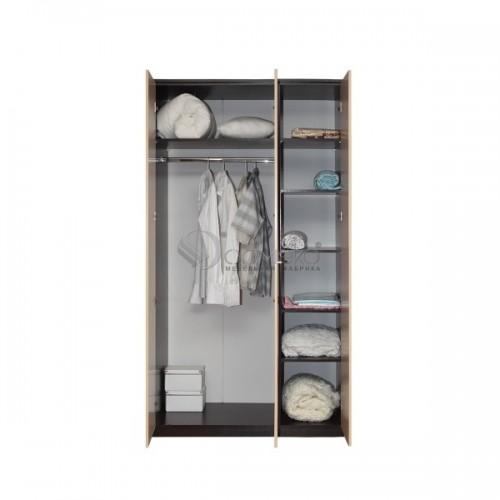 Шкаф 3-х дверный ЕВА