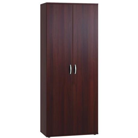 """Шкаф 2-х дверный """"ГЕРМЕС"""" только полки"""