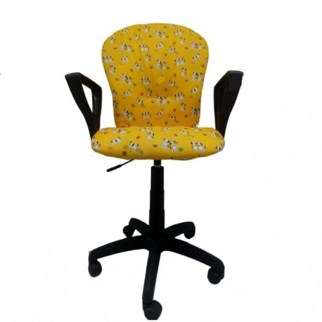 Кресло комп.ПРЕСТИЖ-ВАРНА М с рисунком