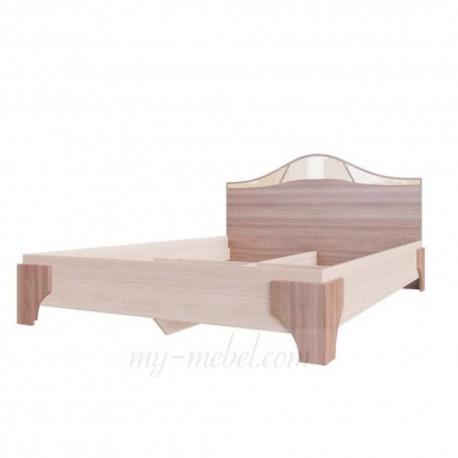 Кровать Лагуна-5 ЯсеньШимо ТС