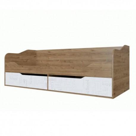 Кровать-диван с ящиками 0,9*2,02 Гарвард