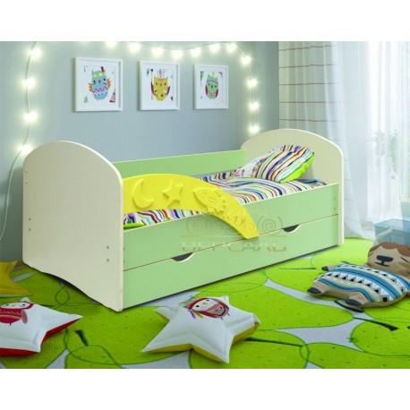Кровать Космос с бортиком