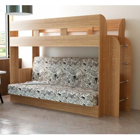 Кровать-чердак ДИВА