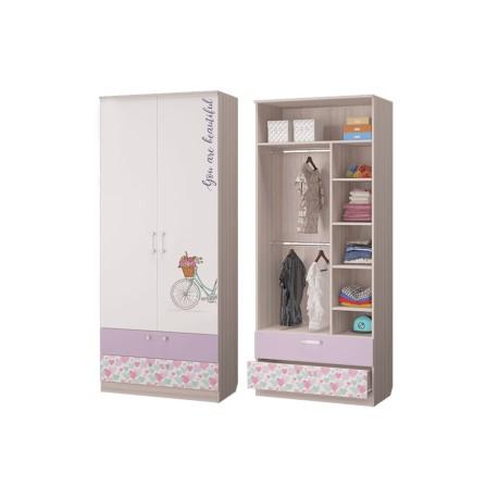 Шкаф для одежды АДЕЛЬ