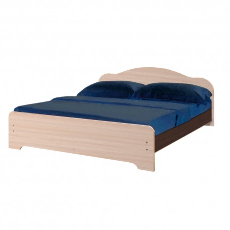 Кровать  1400*200 с низкой спинкой