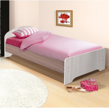 Кровать  80*200 с низкой спинкой