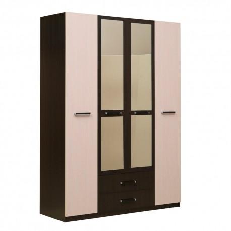 "Шкаф 4-х дверный ""САБРИНА"" мод.06"