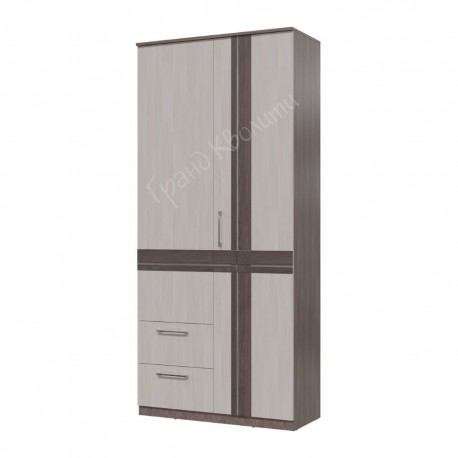 Шкаф 2-х дверный  ПРЕЗЕНТ 4-4819