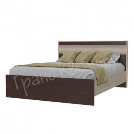 Кровать РУМБА 160*200 4-1824 1600х2000мм