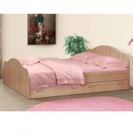 Кровать 1600х2000 с ящиками